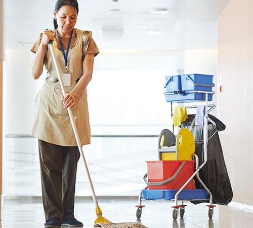 using-professional-cleaning